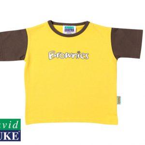 Dl121 Brownie Ss T Shirt