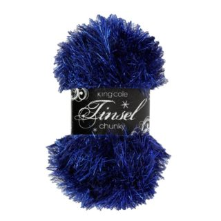 King Cole Tinsel Ball