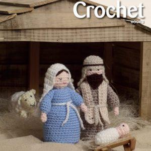 Christmas Crochet Book 3 Cover