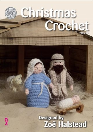 Christmas Crochet Book 3 Cover