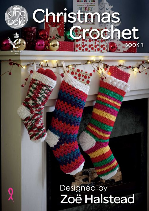 Christmas Crochet Book