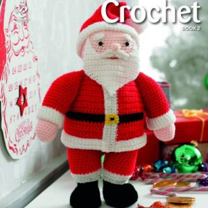 Christmas Crochet Book 2 Cover