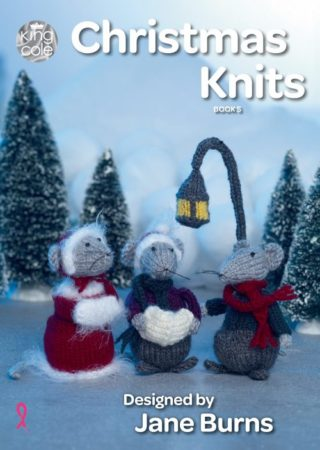 Christmas Knit Book 5 Cover