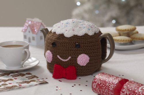 Gingerbread Man Tea Cosy