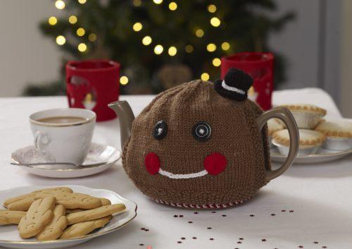 Gingerbread Tea Cosy