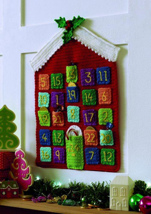 House Advent Calendar