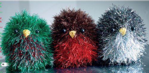 Robin Bird Decorations