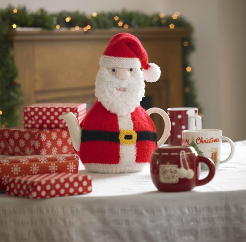 Santa Tea Cosy