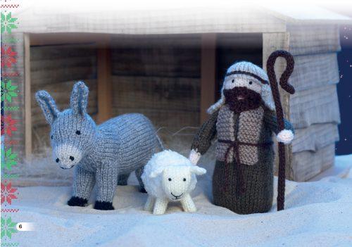 Shepherd Sheep Donkey