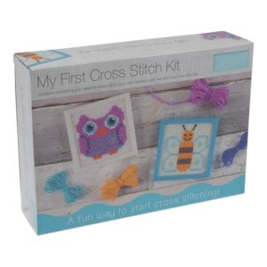 My First Cross Stitch Kit