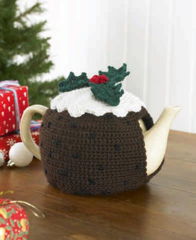 K3898 K3898 Xmas Crochet Book Five P1 24 9