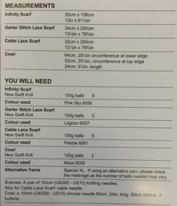 Stylecraft 9725 Instructions