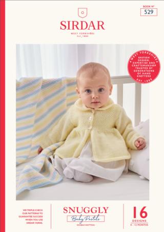 Sirdar 529 Baby Pastels