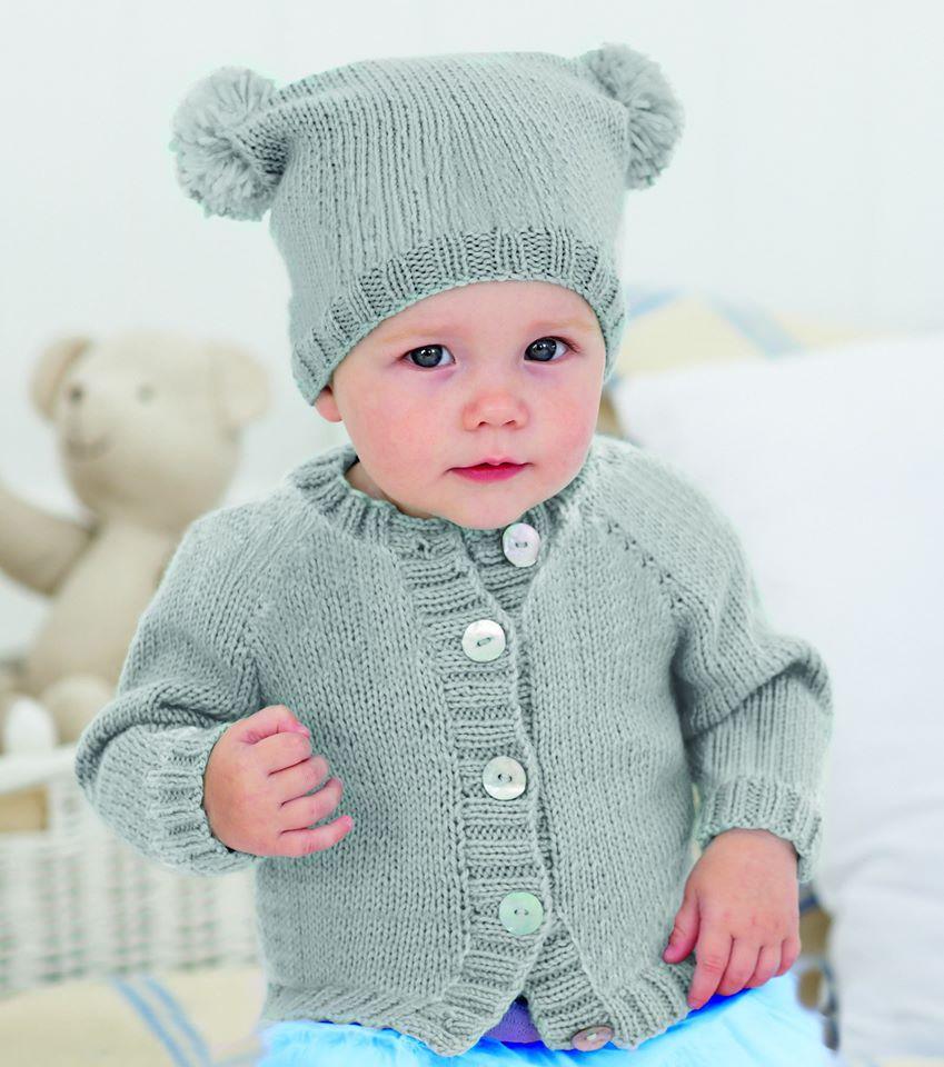 Free Sirdar Baby DK Pattern - Delta Wool Shop