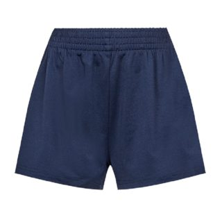Girls Navy Shorts Dl1