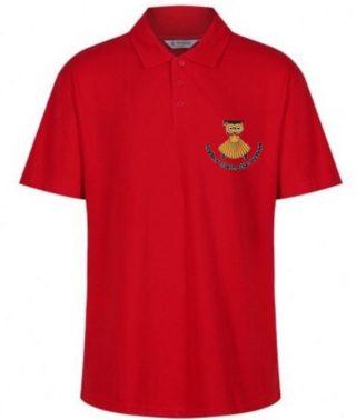 Leyland Methodist Red Polo