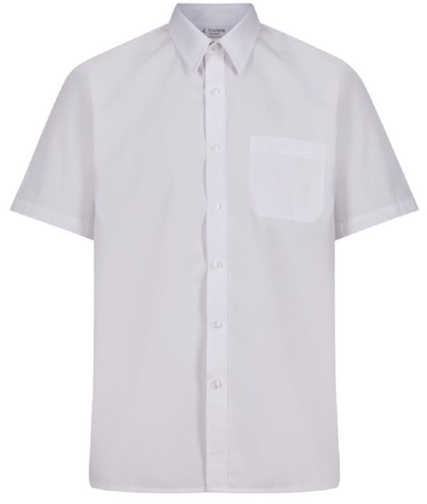 Non Iron Ss Shirt Nss