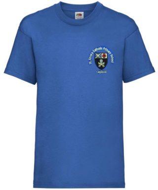 St Annes Blue Pe Top
