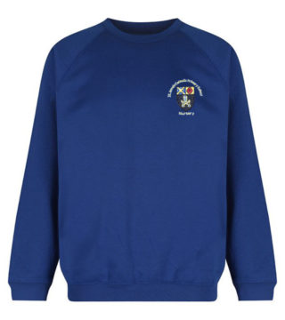 St Annes Nursery Sweatshirt