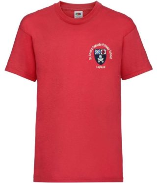 St Annes Red Pe Top
