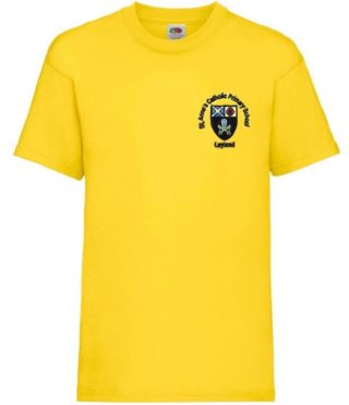 St Annes Yellow Pe Top