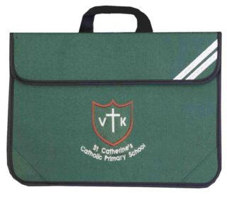 St Catherines Book Bag