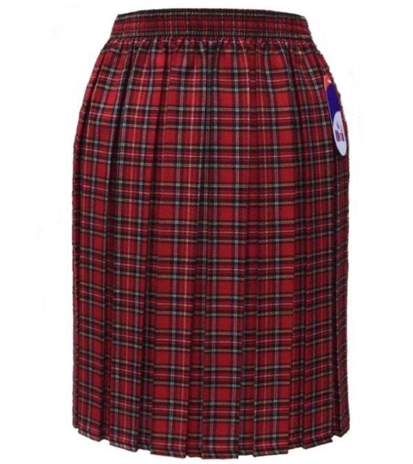 St Pauls Box Pleat Skirt