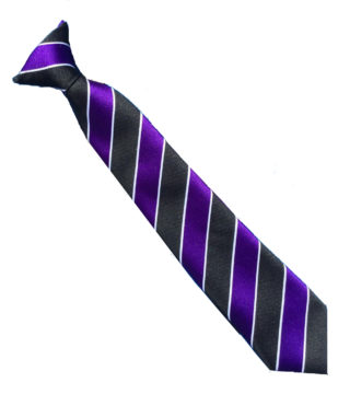 Worden Clip On Tie Standard