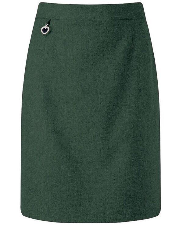 Green Amber Skirt