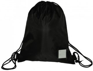 Large Black Pe Bag