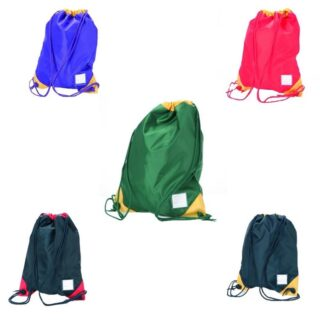 Two Colour Pe Bags