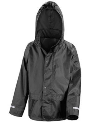 Waterproof Jacket Black