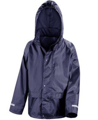 Waterproof Jacket Navy