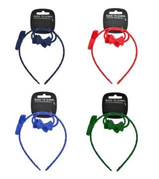 Bow Headband Bobbles