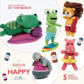 Happy Cotton 11 At The Beach 1