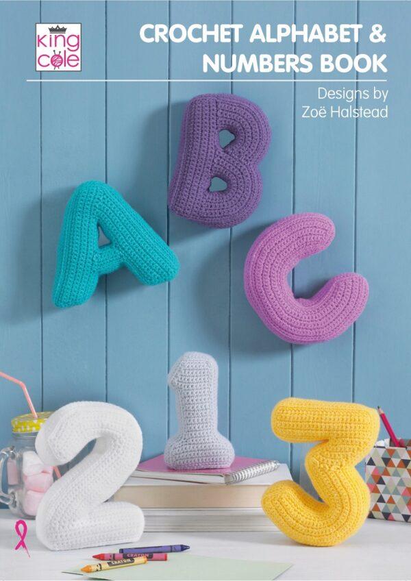 Abc Crochet Cover