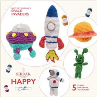 Happy Cotton 12 Space Invaders