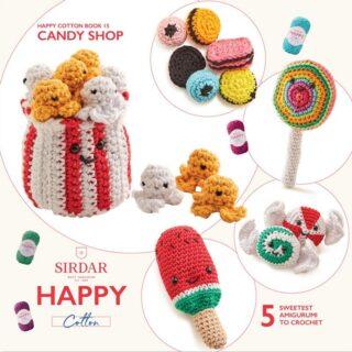Happy Cotton 15 Candy Shop 1