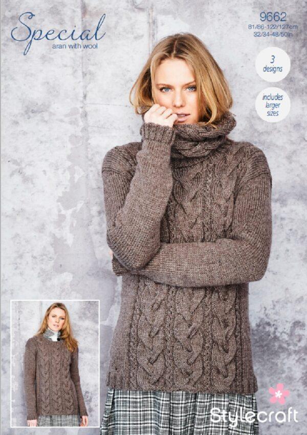 Stylecraft 9662