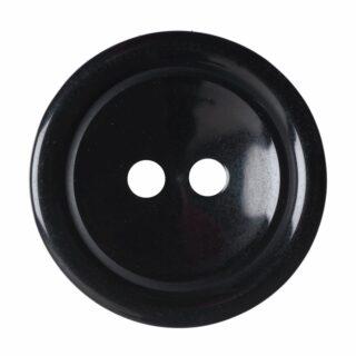 Black Plain Rimmed