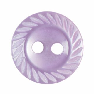 Lilac Fluted Edge