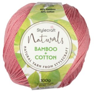 Naturals Bamboo+cotton Ball Image