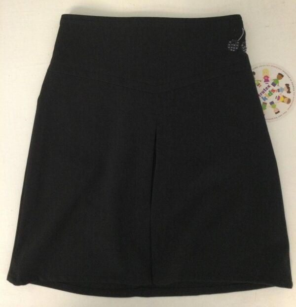 Grey Cherry Skirt