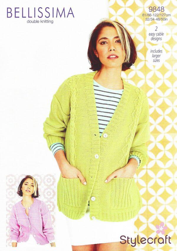 Stylecraft 9848